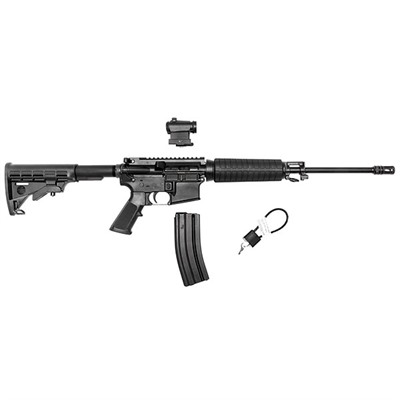 Qrc 223 Rem/5.56 Nato Rifle W/Mini Red Dot & 30-Rd Magazine