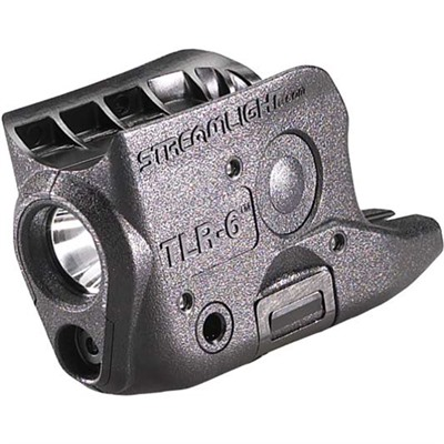Tlr-6 Subcompact Tactical Light/Laser - S&W M&P Shield 9/40 Tlr-6 Weapon Light & Laser Black