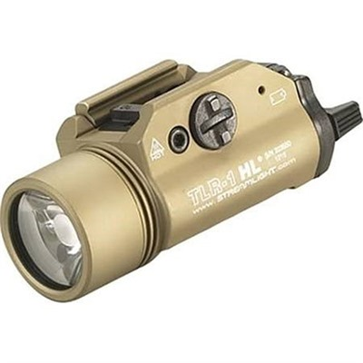 Tlr-1 Hl Weaponlight - Tlr-1 Hl-Flat Dark Earth
