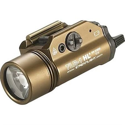 Tlr-1 Hl Weaponlight - Tlr-1 Hl-Flat Dark Earth Brown