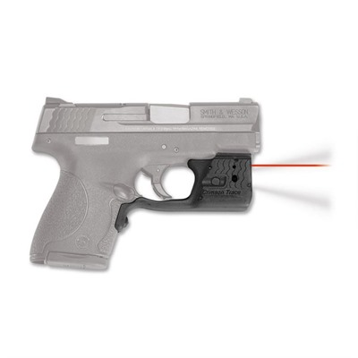 Crimson Trace Corporation S&W Shield 9/40 Laserguard Pro Light And Laser - S&W Shield Red Laserguard Pro