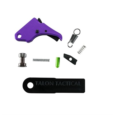 Apex Tactical Specialties S&W Shield Action Enhancement Trigger & Duty/Carry Kit S&W Shield Action Enhncmnt Trigger & Duty/Carry Kit Purple