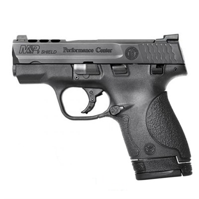 """Smith & Wesson M&P 9 Shield Perf Cntr Ported Ns 9mm 3.1"""" 7 1 USA & Canada"""