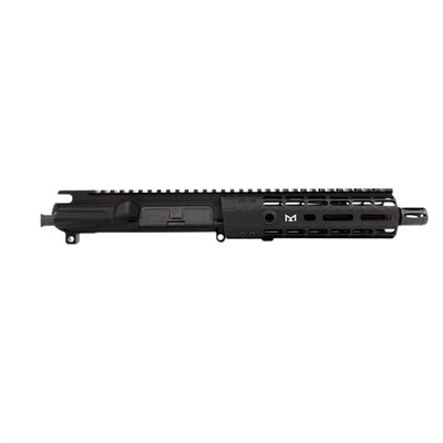Aero Precision M4e1 Assembled Upper Receiver .300 Blackout Black - M4e1 Assembled Gen 2 Upper Receiver 8   Pistol Length
