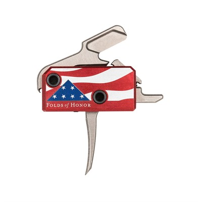 Rise Armament Ar 15 Folds Of Honor Trigger Single Stage Drop In 3.5lb Flat USA & Canada