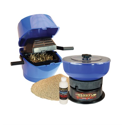 Berrys Manufacturing Tumbler & Rotary Media Sifter Kit - Tumbler & Rotary Sifter Kit