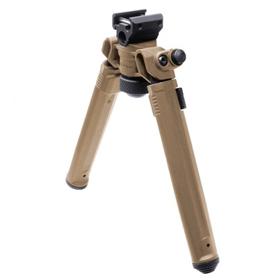 Magpul Bipods - 1913 Picatinny Rail Bipod Flat Dark Earth 6.3