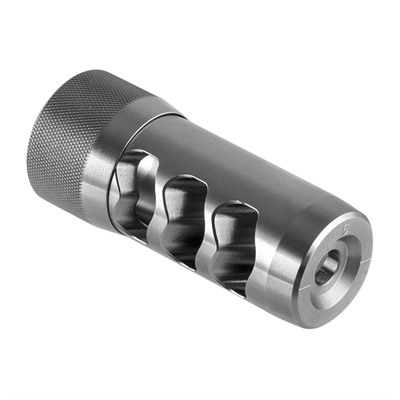 Area 419 Hellfire Muzzle Brake - 6.5mm Hellfire Muzzle Brake Stainless