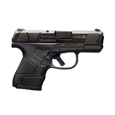 Mossberg Mc1 Sc 9mm W/ Safety - Mc1 Sc 9mm Safety 3.4