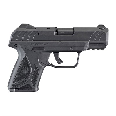 Ruger Security-9 Compact 9mm 3.42