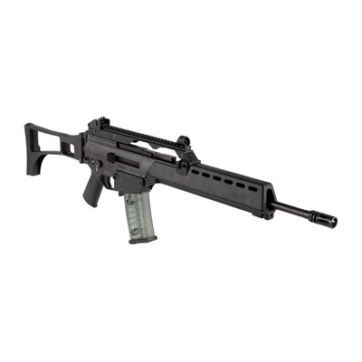 Tommy Built Tactical T36ger 5.56 Rifle Long Forend - T36ger Rifle 5.56 16.5