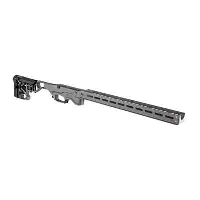 Modular Driven Technologies Acc Chassis System - Remington 700 La Right Hand Chassis, Grey