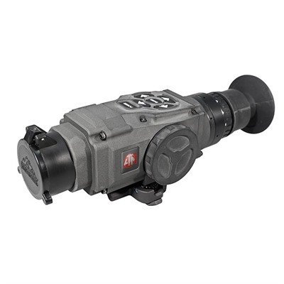 Atn Thor Thermal Weapon Scopes Thor336 3x 336x256 30mm 60hz 17 Micron