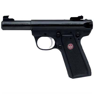 Ruger Mark Iii 22/45 4in 22 Lr Blue 10+1