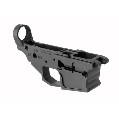 Critical Capabilities Llc Ar-15 Nc-9 9mm Lower Receiver Glock? Mag Compatible
