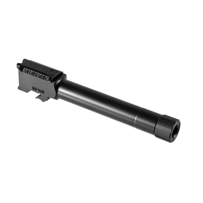 Silencerco S&W M&P Threaded Barrels - S&W M&P Threaded Barrel 9mm 1/2x28