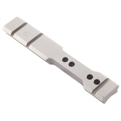 Scope Base - Contender 4-Hole Stainless Steel Base