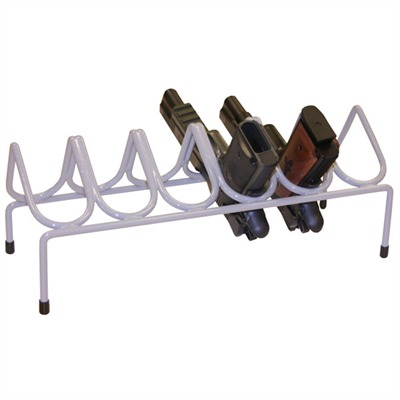Versatile Rack Handgun Racks
