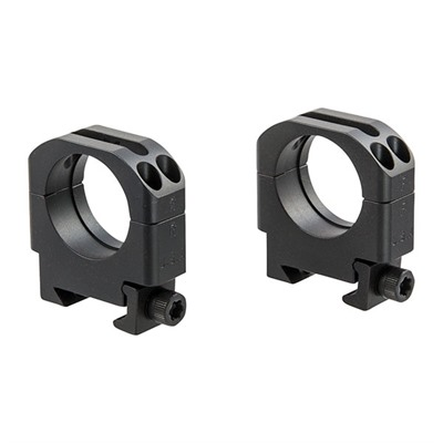 Farrell Industries Picatinny Scope Rings - 30mm High Rings