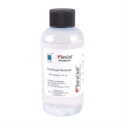 Duracoat Painting System - 4 Oz. Reducer