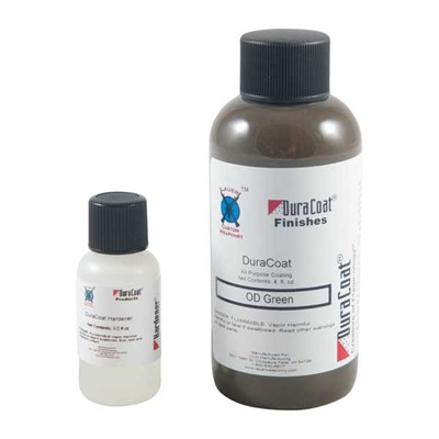 Duracoat Painting System - 4 Oz. Duracoat O.D. Green