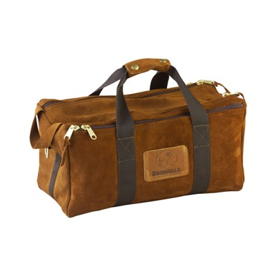 Signature Series Leather Range Bag