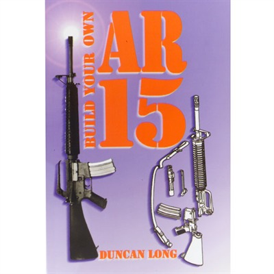 Desert Publications Build Your Own Ar-15