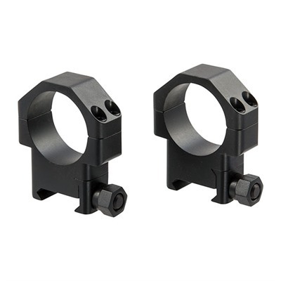 Tps Products Tsr-W Picatinny/Weaver Scope Rings - Tsr-W Steel Rings 30mm Medium