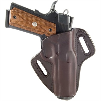 """Concealable Belt Holster Colt Kimber & Springfield 1911s(4 4 25""""bbl) Para P13 U.S.A. & Canada"""