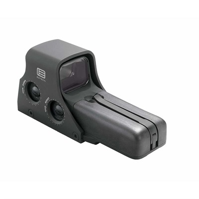 Eotech 512 Holographic Weapon Sight - 512 Holographic Weapon Sight, Black