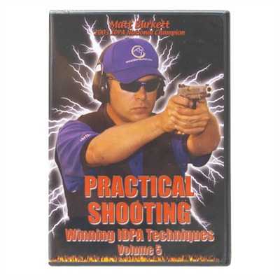 Volume 5-Winning Idpa Techniques