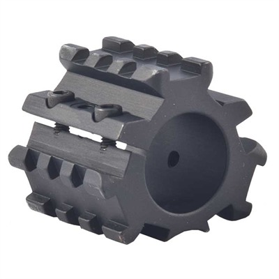 3-Rail Picatinny Shotgun Mount - 25mm 3-Rail Shotgun Mount