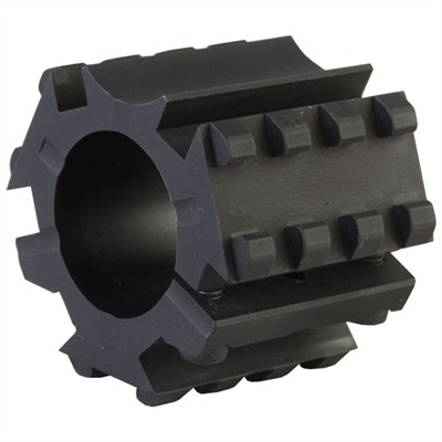 3-Rail Picatinny Shotgun Mount - 1'''' 3-Rail Shotgun Mount
