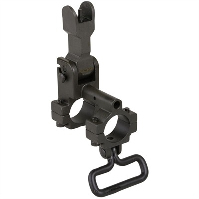 Ar-15 Gas Block Front Sight - Ar-15 Gas Block Front Sight No Lug .750 Steel Black