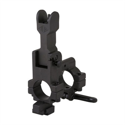 Ar-15 / m16 Clamp-on Front Sight Gas Block 3-pc Gas Block Preban Flip Sight W / bay : Rifle Parts by Yankee Hill Machine Co., Inc. for Gun & Rifle