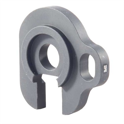 Shotgun End Plate Sling Adapter - Rh Loop Adapter, Moss. 590