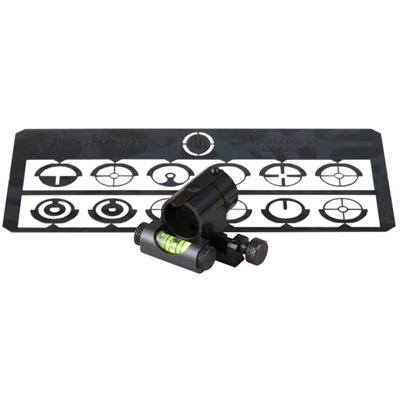 Spirit Level Tunnel Front Sight W/ Inserts