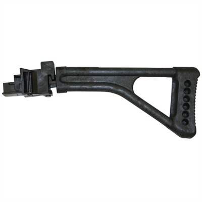 Ak-47 Stock For Stamped Receiver Folding - Ak-47 Stock For Stamped Receiver Folding  Blk