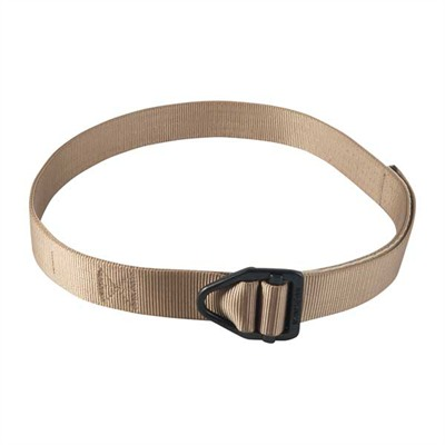 """Wilderness Tactical Products Tactical Instructor Belt Nylon 1.5"""" Coyote 40"""" USA & Canada"""