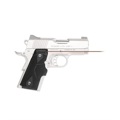 Crimson Trace Corporation 1911 Compact Front Activation Lasergrips