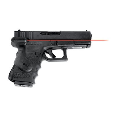 Crimson Trace Corporation Glock~ Gen3 Compact Rear Activation Lasergrips