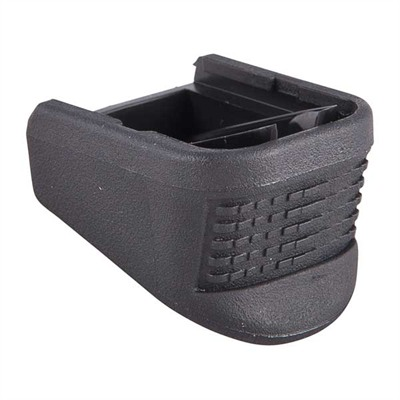Pearce Grip Grip Extension For Glock - Fits Glock Mid/Full Hi-Cap, +2 To 9mm/.40/357; +1 .45gap
