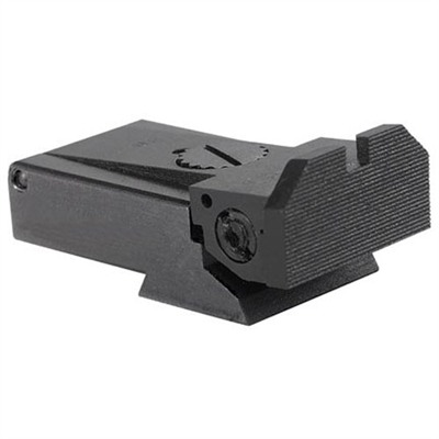 Mark Ii?/Iii? Classic Target Adjustable Rear Sight