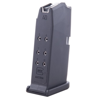 Factory Pistol Magazines For Glock Magazine Fits 27 40 S&W 9 Round Discount
