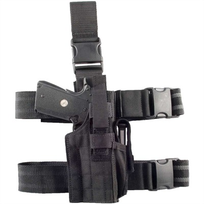 "Tactical Thigh Holster - Holster Fits 5"" 1911 Rh"