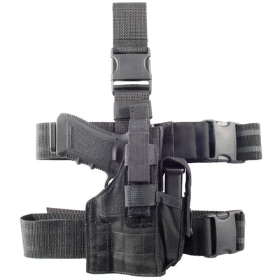 Tactical Thigh Holster Fits Glock 17/22/31 Rh U.S.A. & Canada