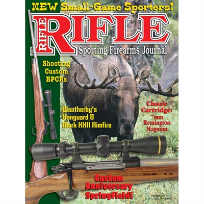 Wolfe Publishing Rifle Magazine
