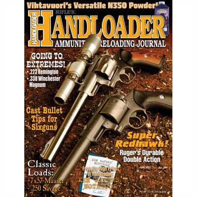 Wolfe Publishing Handloader