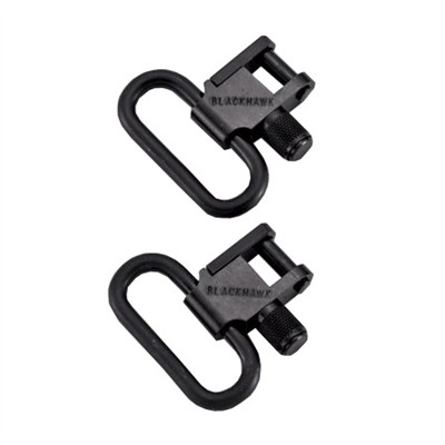 Blackhawk Lok-Down Sling Swivels - Blue 1