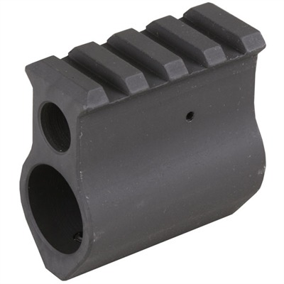 Ar-15 Gas Block Picatinny - Ar-15 Gas Block Picatinny .750 Steel Black